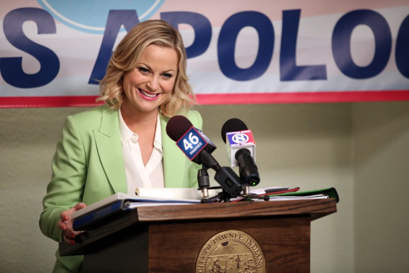 New Parks and Recreation reunion special brings back Leslie Knope ...